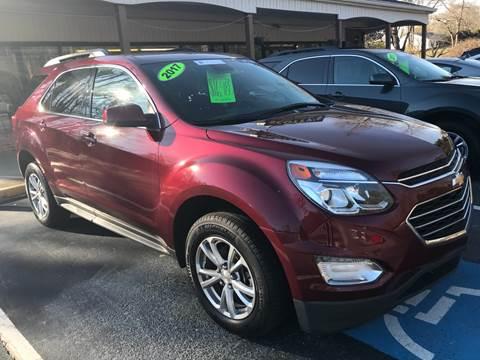 2017 Chevrolet Equinox for sale in Elkin, NC