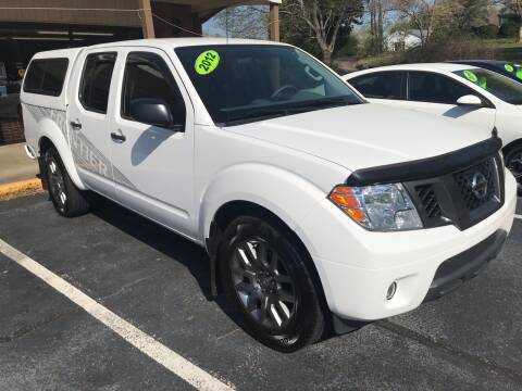 2012 Nissan Frontier SV V6 for sale at Scotty's Auto Sales, Inc. in Elkin NC