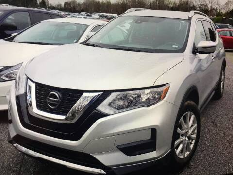 2019 Nissan Rogue SV for sale at Scotty's Auto Sales, Inc. in Elkin NC