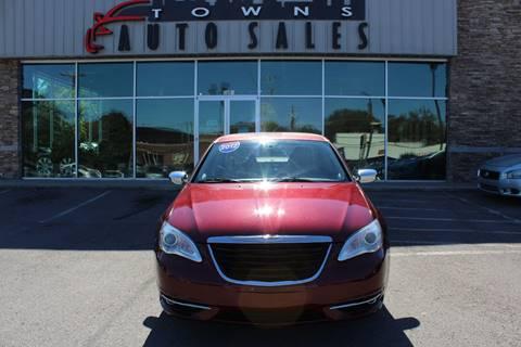 2012 Chrysler 200 for sale in Nashville, TN
