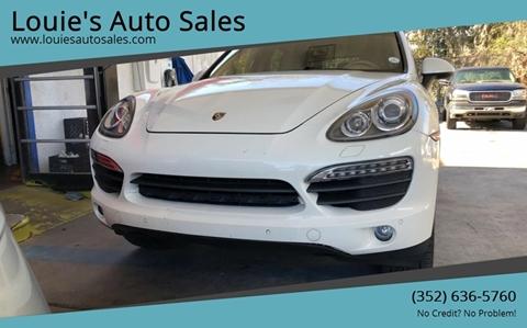 2011 Porsche Cayenne for sale in Ocala, FL