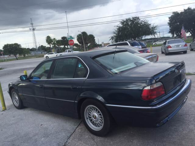 1995 BMW 7 Series for sale at Louie's Auto Sales in Leesburg FL