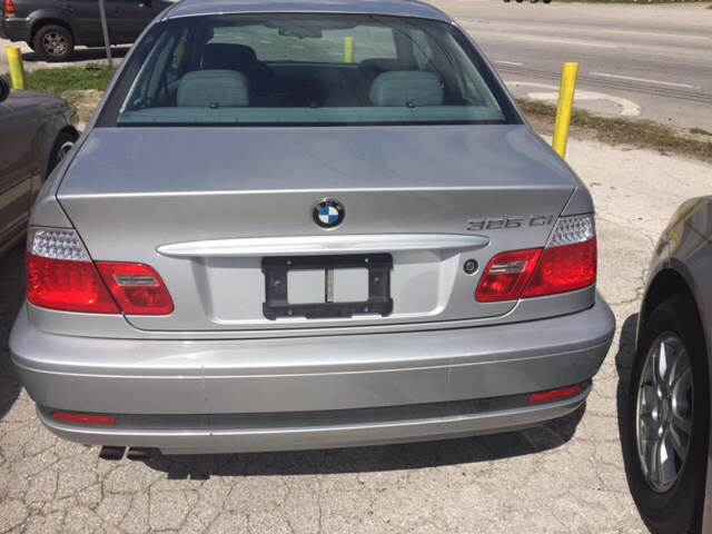 2006 BMW 3 Series for sale at Louie's Auto Sales in Leesburg FL