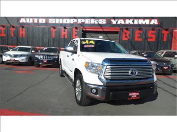 2014 Toyota Tundra for sale in Yakima, WA