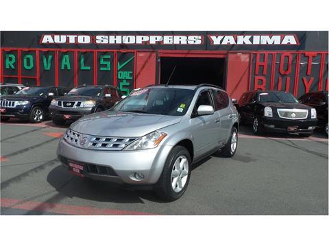 2003 Nissan Murano for sale in Yakima, WA