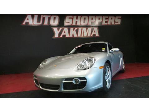 2007 Porsche Cayman for sale in Yakima, WA