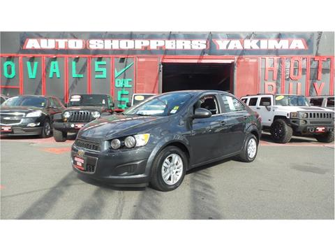 2014 Chevrolet Sonic for sale in Yakima, WA
