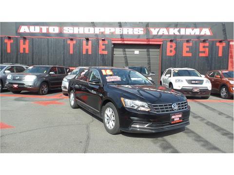 2016 Volkswagen Passat for sale in Yakima, WA
