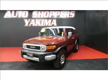 2008 Toyota FJ Cruiser for sale in Yakima, WA