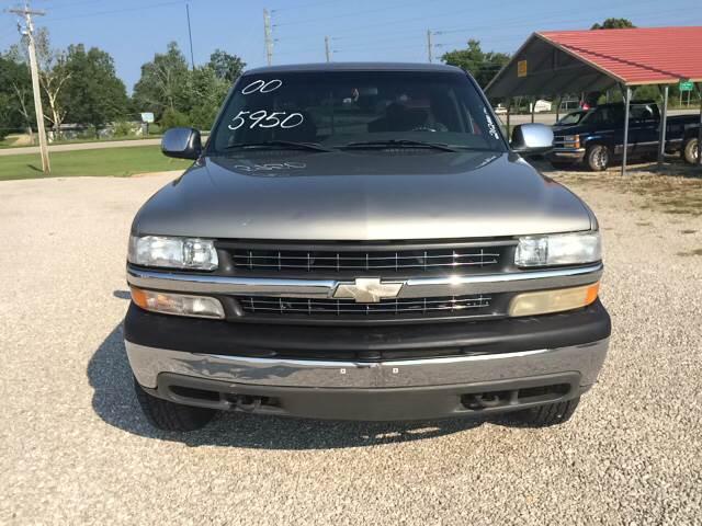 2000 Chevrolet Silverado 2500 3dr LS 4WD Extended Cab SB HD - Poplar Bluff MO