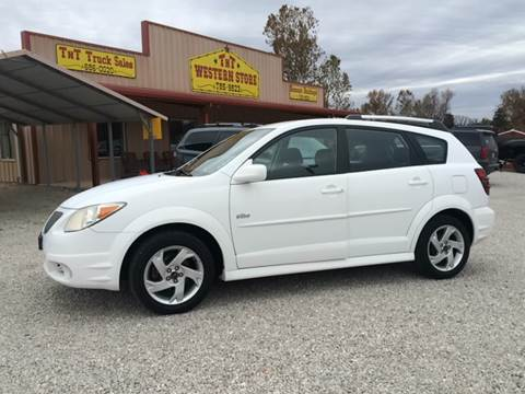 2007 Pontiac Vibe for sale in Poplar Bluff, MO