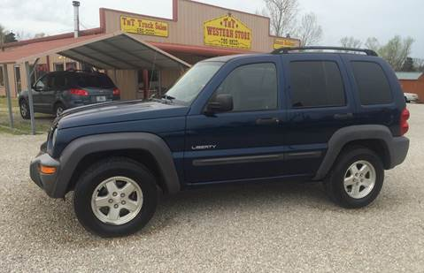 2004 Jeep Liberty for sale in Poplar Bluff, MO