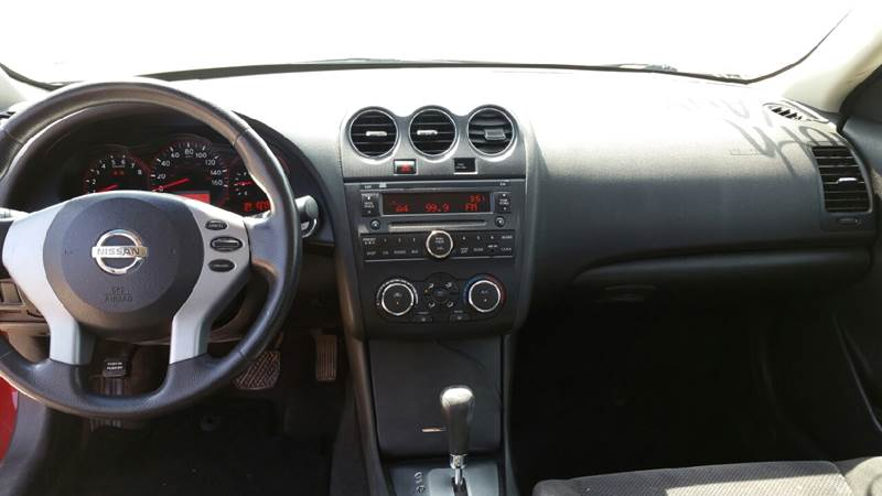 2008 Nissan Altima 2.5 S 4dr Sedan CVT - Poplar Bluff MO