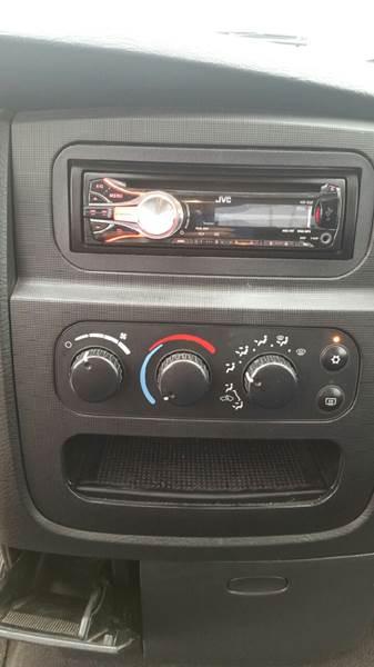 2003 Dodge Ram Pickup 1500 4dr Quad Cab SLT 4WD SB - Poplar Bluff MO
