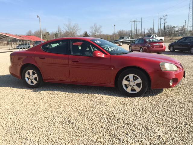 2008 Pontiac Grand Prix 4dr Sedan - Poplar Bluff MO