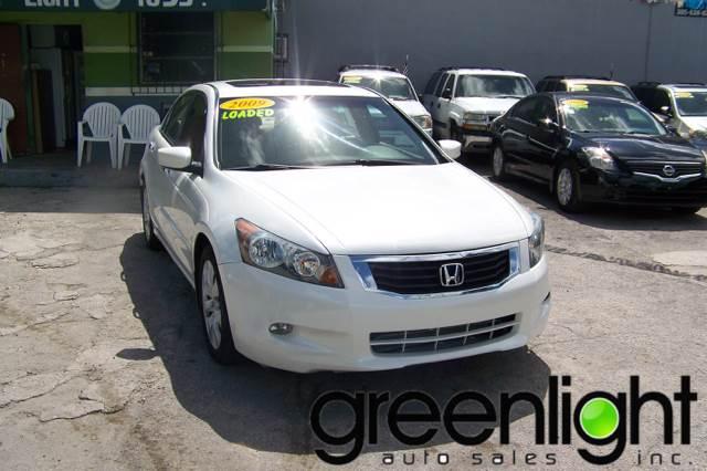 2009 Honda Accord for sale at Green Light Auto Sales INC in Miami FL