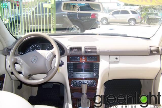2005 Mercedes-Benz C-Class for sale at Green Light Auto Sales INC in Miami FL