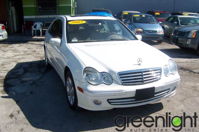 2005 Mercedes-Benz C-Class for sale at Green Light Auto Sales INC in Miami FL