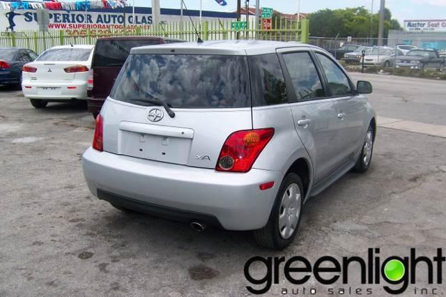 2005 Scion xA for sale at Green Light Auto Sales INC in Miami FL