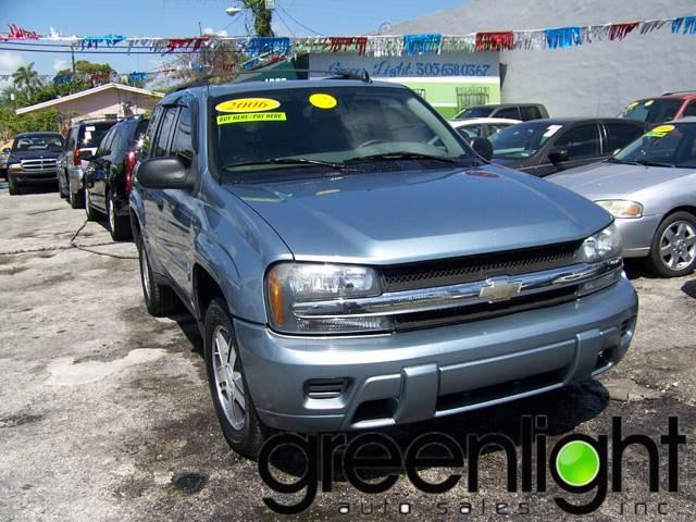 2006 Chevrolet TrailBlazer for sale at Green Light Auto Sales INC in Miami FL