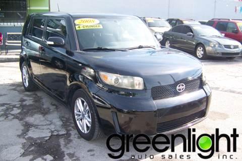 2008 Scion xB for sale at Green Light Auto Sales INC in Miami FL