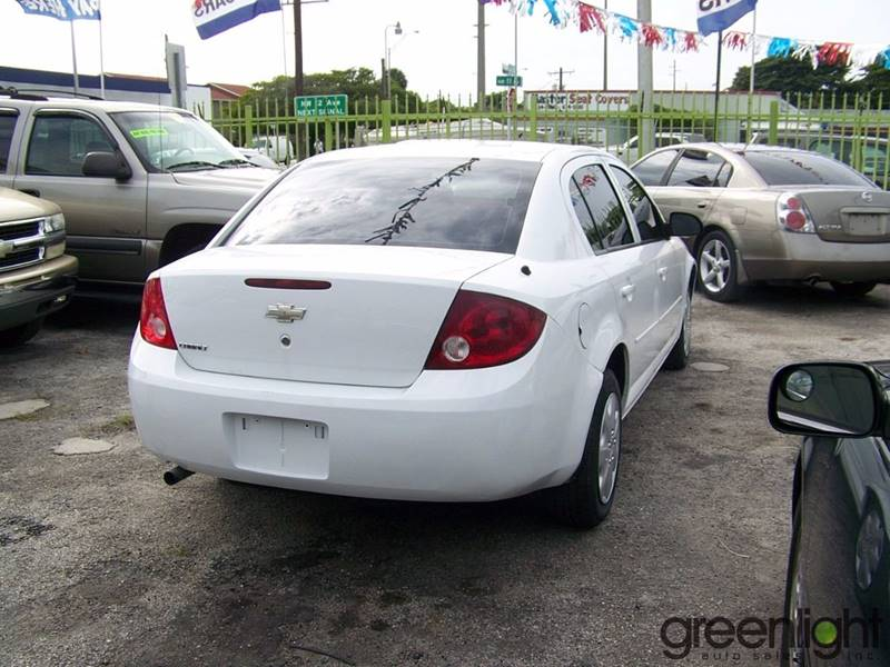 2005 Chevrolet Cobalt for sale at Green Light Auto Sales INC in Miami FL