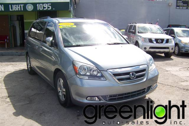 2006 Honda Odyssey for sale at Green Light Auto Sales INC in Miami FL
