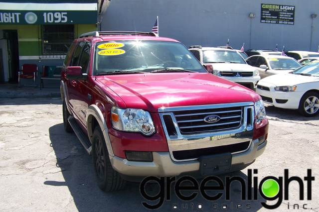 2006 Ford Explorer for sale at Green Light Auto Sales INC in Miami FL