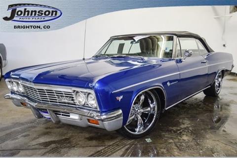 1966 Chevrolet Impala for sale in Brighton, CO