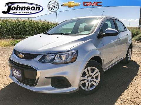 2018 Chevrolet Sonic for sale in Brighton, CO