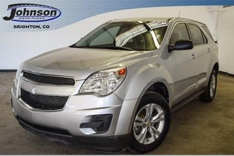 2012 Chevrolet Equinox for sale in Brighton, CO