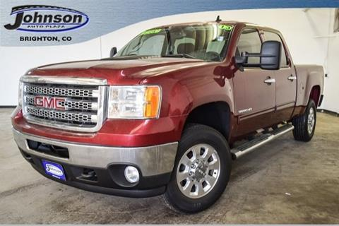 2013 GMC Sierra 3500HD for sale in Brighton, CO
