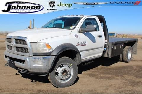 2018 RAM Ram Chassis 5500 for sale in Brighton, CO