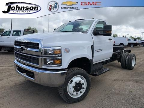 2019 Chevrolet Silverado 5500HD for sale in Brighton, CO