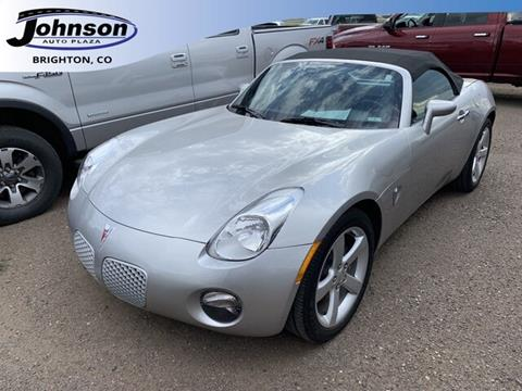 2006 Pontiac Solstice for sale in Brighton, CO