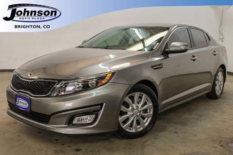 2015 Kia Optima for sale in Brighton, CO