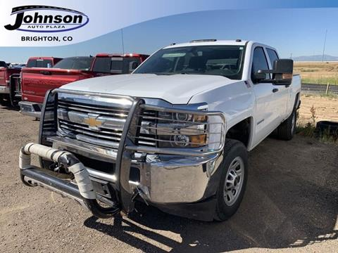 2016 Chevrolet Silverado 3500HD for sale in Brighton, CO
