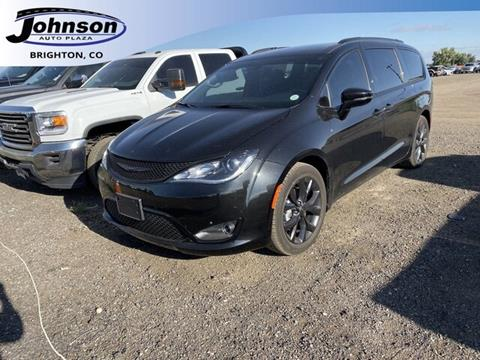 2018 Chrysler Pacifica for sale in Brighton, CO
