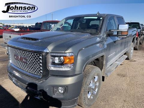 2017 GMC Sierra 3500HD for sale in Brighton, CO