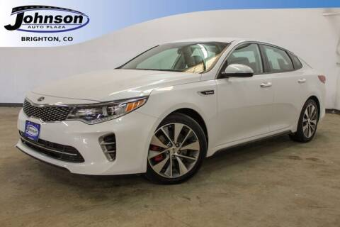 2016 Kia Optima for sale in Brighton, CO