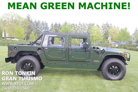 2001 HUMMER H1 for sale in Wilsonville, OR