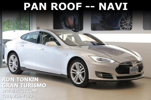 2014 Tesla Model S for sale in Wilsonville, OR