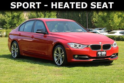 2013 BMW 3 Series for sale in Wilsonville, OR
