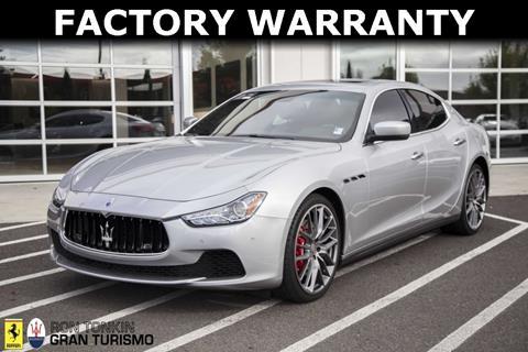 2014 Maserati Ghibli for sale in Wilsonville, OR