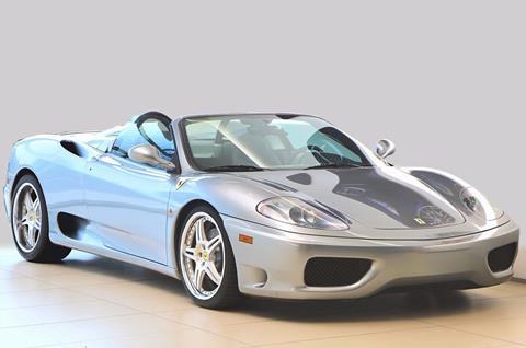 2003 Ferrari 360 Spider for sale in Wilsonville, OR