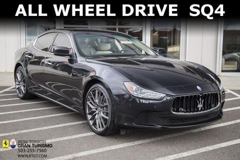 2015 Maserati Ghibli for sale in Wilsonville, OR