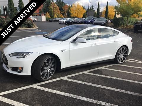2013 Tesla Model S for sale in Wilsonville, OR