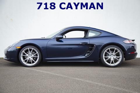 2018 Porsche 718 Cayman for sale in Wilsonville, OR