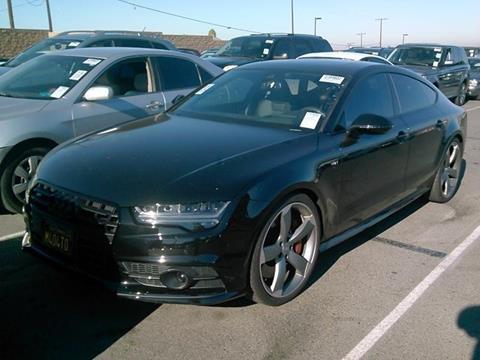 Audi S For Sale In Massachusetts Carsforsalecom - 2018 audi s7