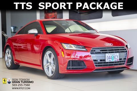 Audi TT For Sale In Wilsonville OR Carsforsalecom - Wilsonville audi